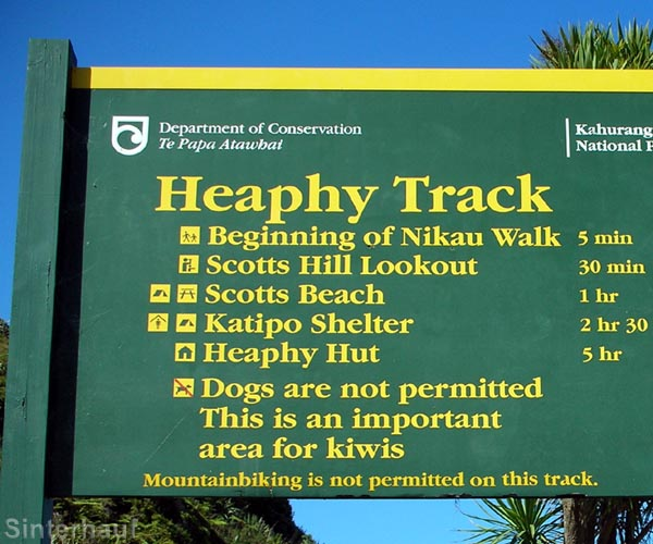 Der Heaphy Track