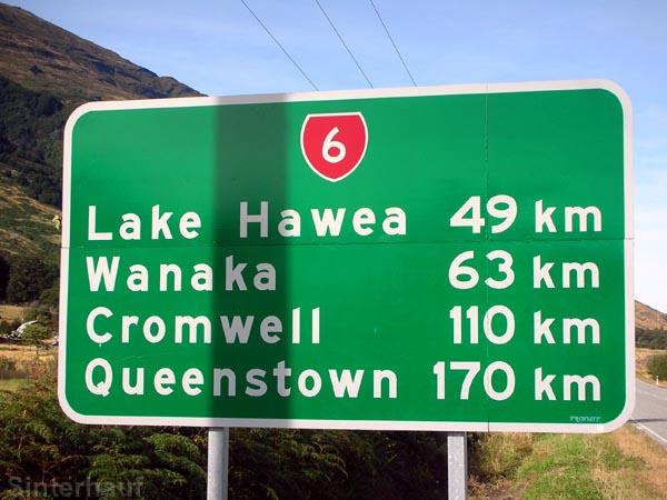 Auf nach Wanaka!