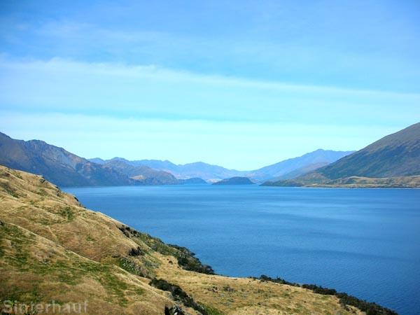 Der See Wanaka