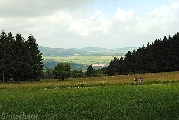 Auf dem Ehrensberg