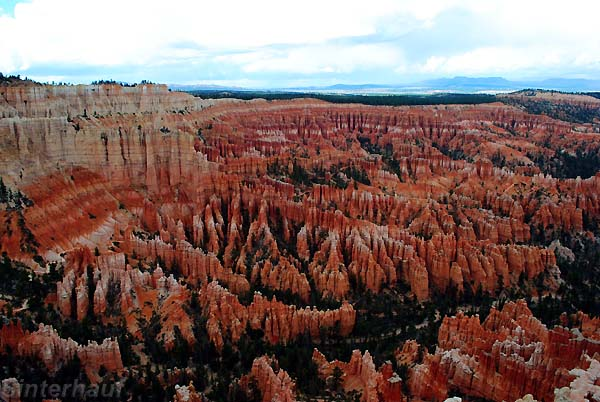 Der Bryce Canyon in Utah