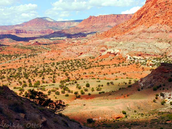 Der Capitol Reef National Park