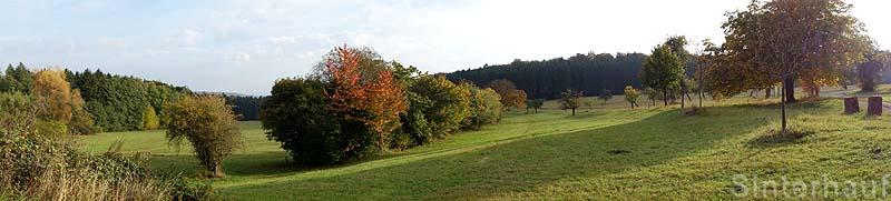 Landschaften im Spessart
