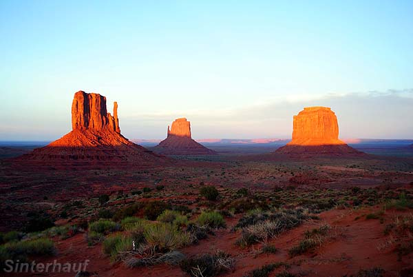Das Monument Valley