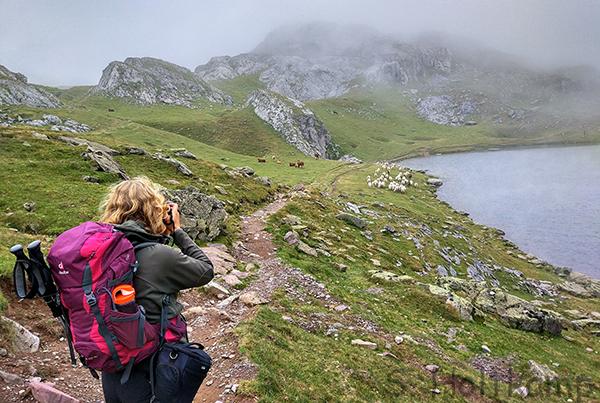 Auf Recherchereise in den Pyrenäen