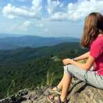 Little Stony Man Trail - Shenandoah Nationalpark