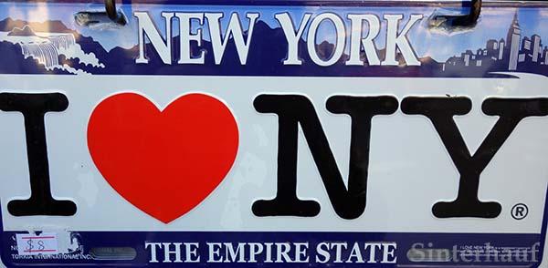 Ich liebe auch New York