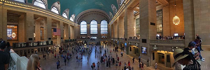 Eingangshalle des Grand Central Station