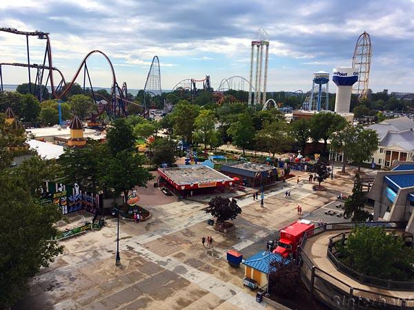 Cedar Point Freizeitpark