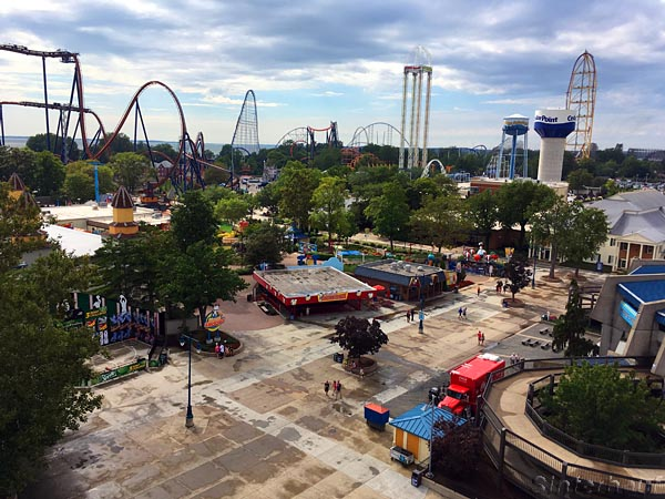 Cedar Point in Sandusky, Ohio