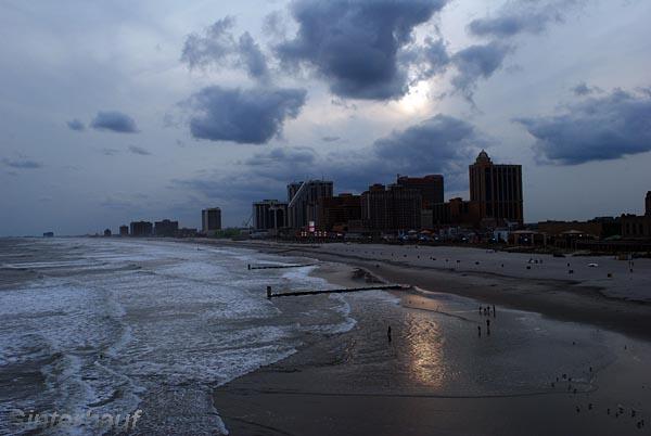 Atlantic City hat seine besten Jahre hinter sich