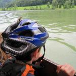 Gelungene Abwechslung auf Radtouren
