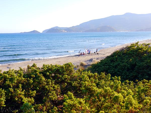 Strand la Feniglia