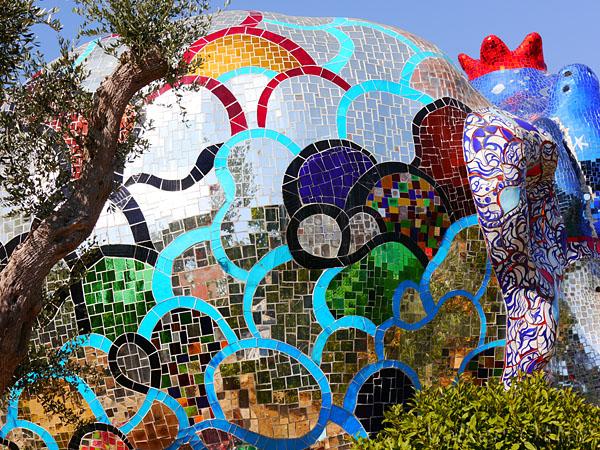 Niki de Saint Phalle Tarotgarten