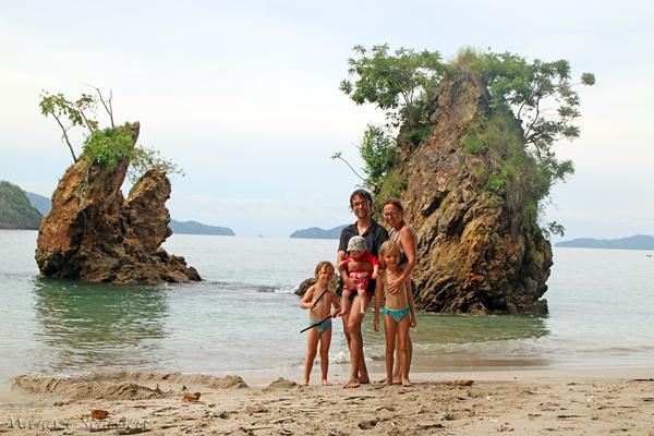 Auf Isla Tortuga