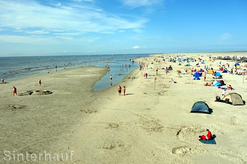 Strand bei St.-Peter-Ording