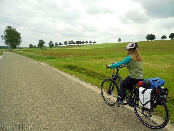 Gut ausgerüstet macht eine Radtour Spaß