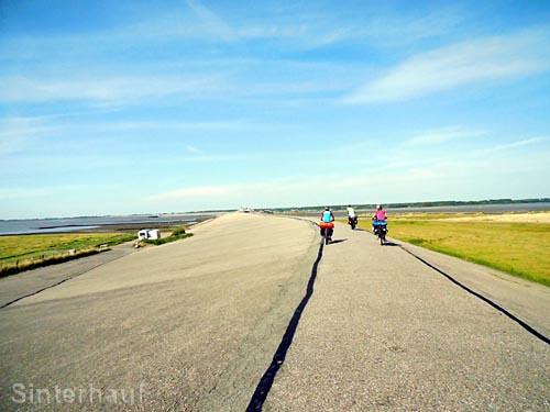 Der Nordseeküstenradweg
