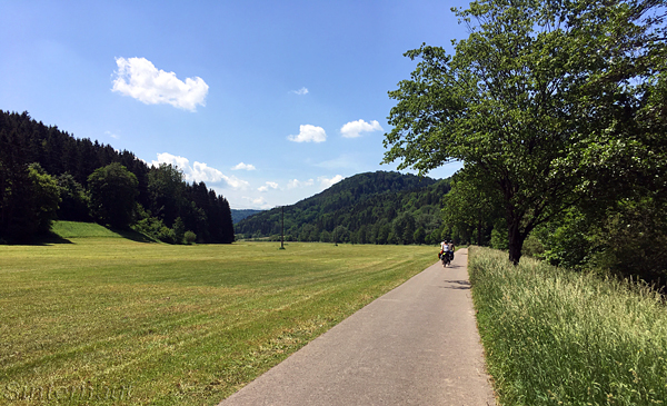 Der 3-Täler-Radweg
