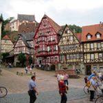 Die historische Altstadt von Miltenberg