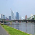 Der Mainwanderweg in Frankfurt am Main