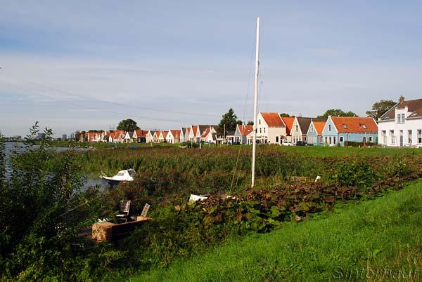 Die Siedlung Durgerdam