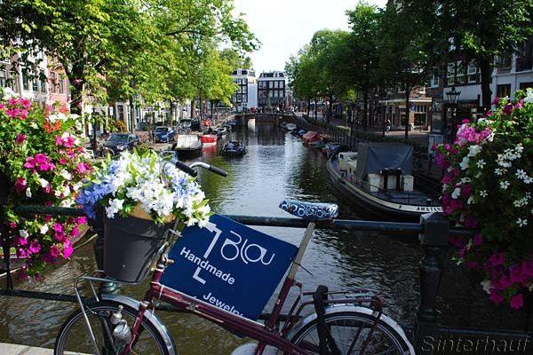 Amsterdam ist schön