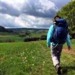 Wandern auf dem Eselsweg