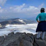 Auf dem Gipfel des Galdhopiggen