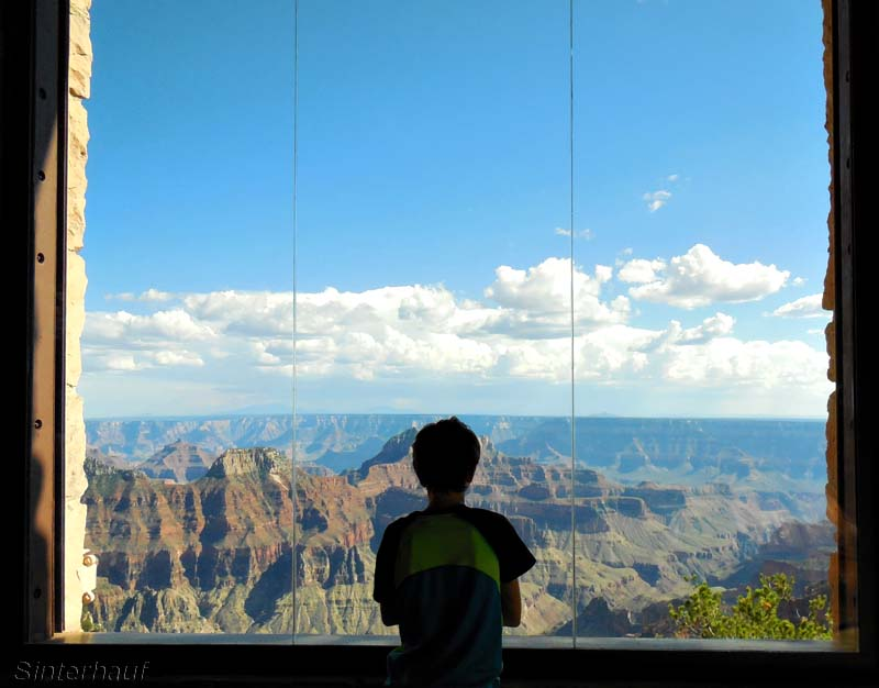 In der Grand Canyon Lodge