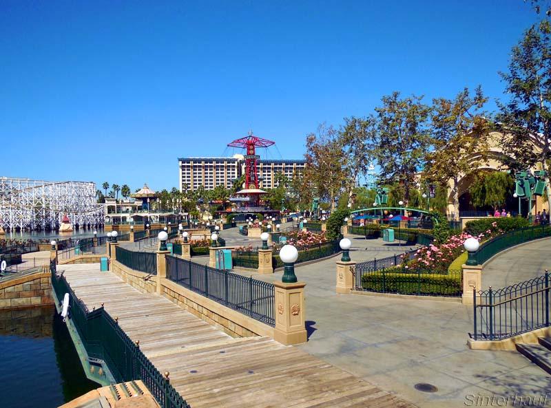 Disneyland LA
