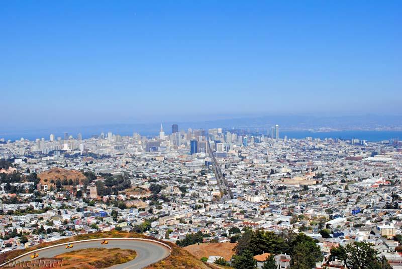 Bye, bye San Francisco!