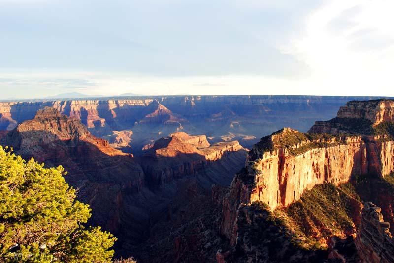 Der grandiose Grand Canyon