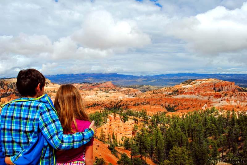Aufregender Bryce Canyon