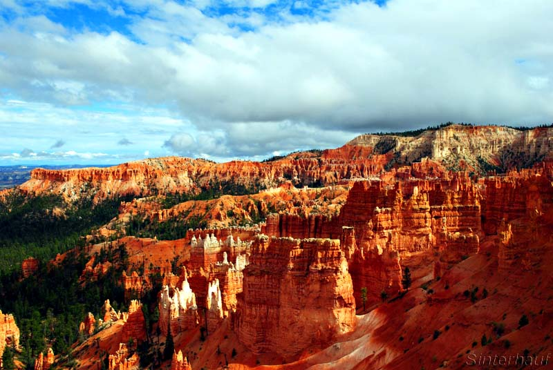 Abschied vom Bryce Canyon