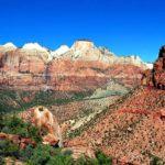 Berge im Zion NP