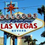 Das Logo von Las Vegas