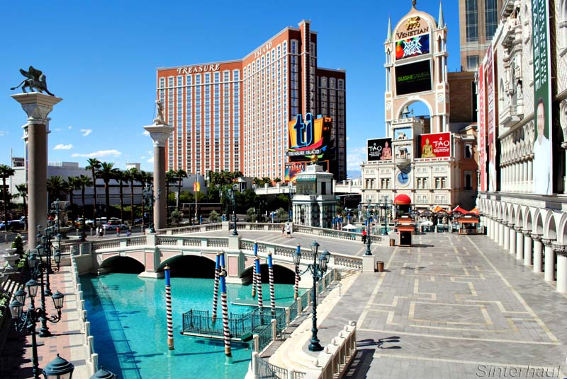 Las Vegas bei Tage