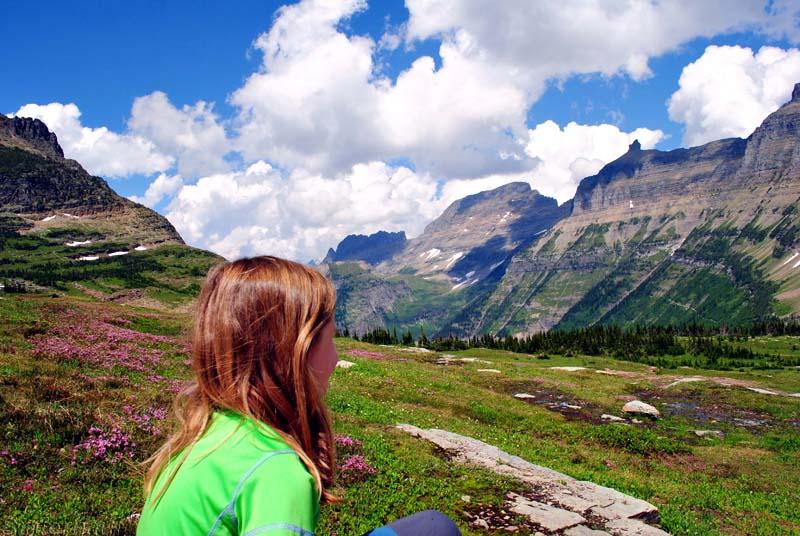 Der Glacier Nationalpark
