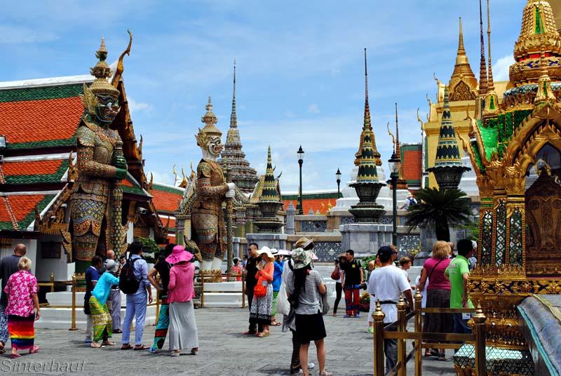 Bangkok Königspalast