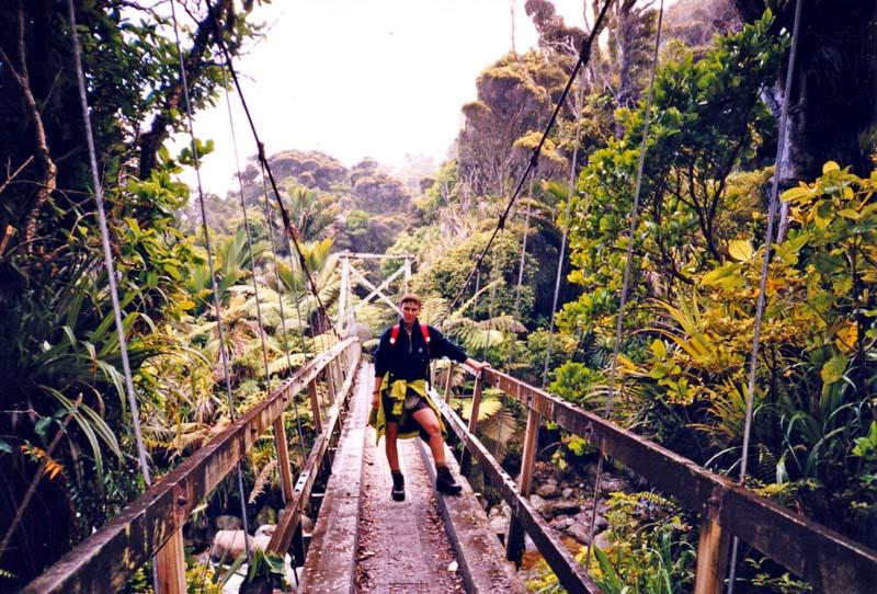 Neuseeland Heaphy Track