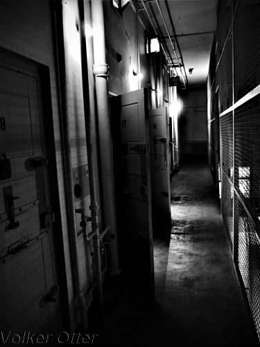 Stasigefängnis Zellentrakt