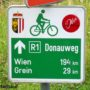Österreich - eine Fahrradtour mit Kindern von Passau nach Wien auf dem Donauradweg