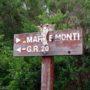 Die beiden Fernwanderwege Mare e Monti und GR20