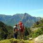 Korsika - Wandern mit Kindern auf dem Fernwanderweg Mare e Monti